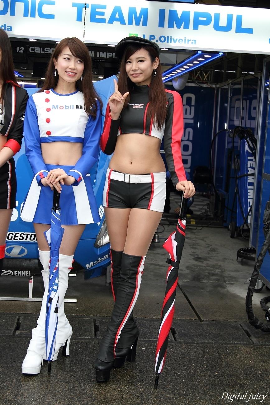 宮越愛恵 さん、田崎なぎさ さん(IMPUL LADY)& 小山桃 さん(Lenovo Girl)_c0216181_00155173.jpg