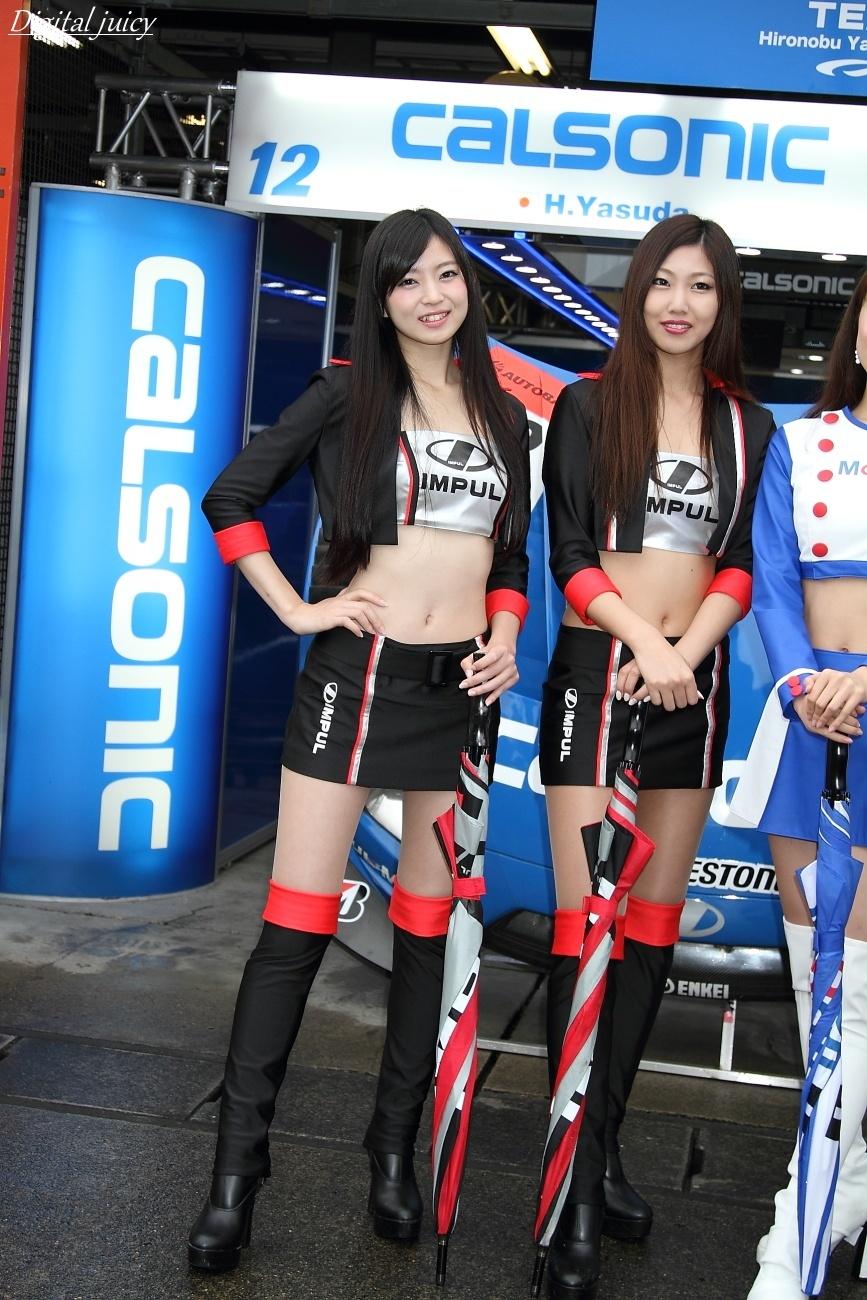 宮越愛恵 さん、田崎なぎさ さん(IMPUL LADY)& 小山桃 さん(Lenovo Girl)_c0216181_00180456.jpg