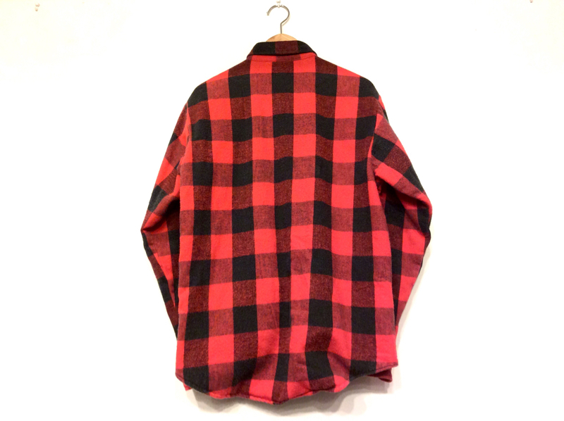 「 QUILTING FLANNEL SHIRT ×3 」_c0078333_20511862.jpg