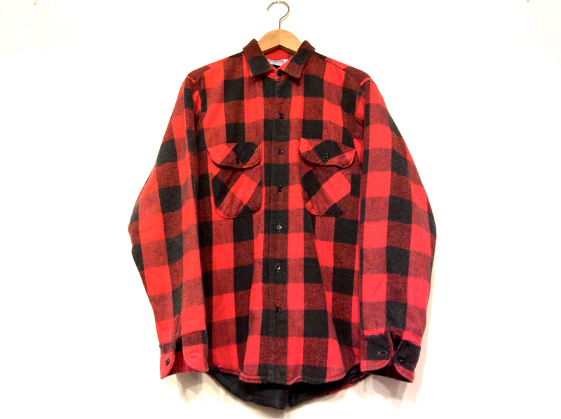 「 QUILTING FLANNEL SHIRT ×3 」_c0078333_20511890.jpg