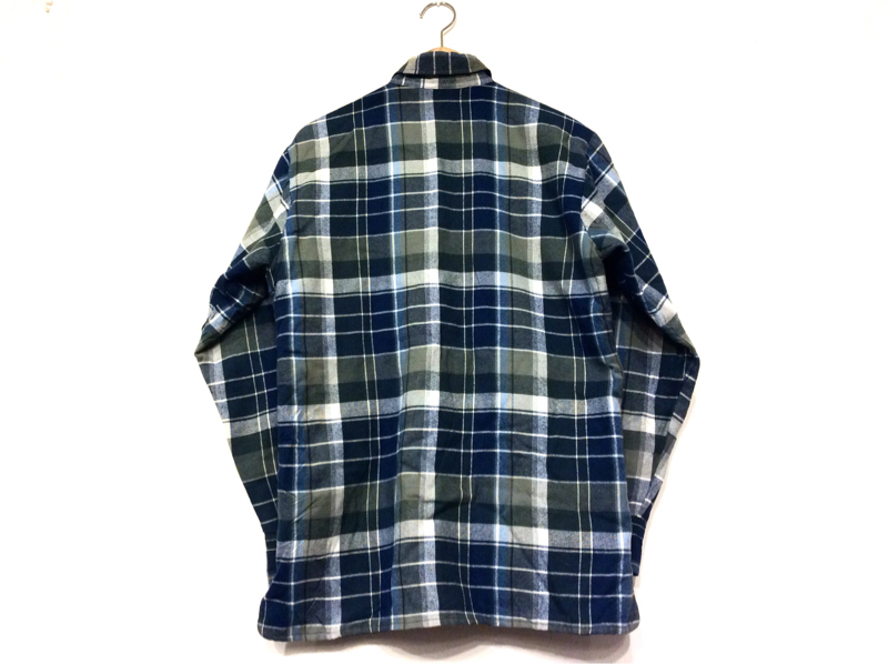「 QUILTING FLANNEL SHIRT ×3 」_c0078333_20511973.jpg