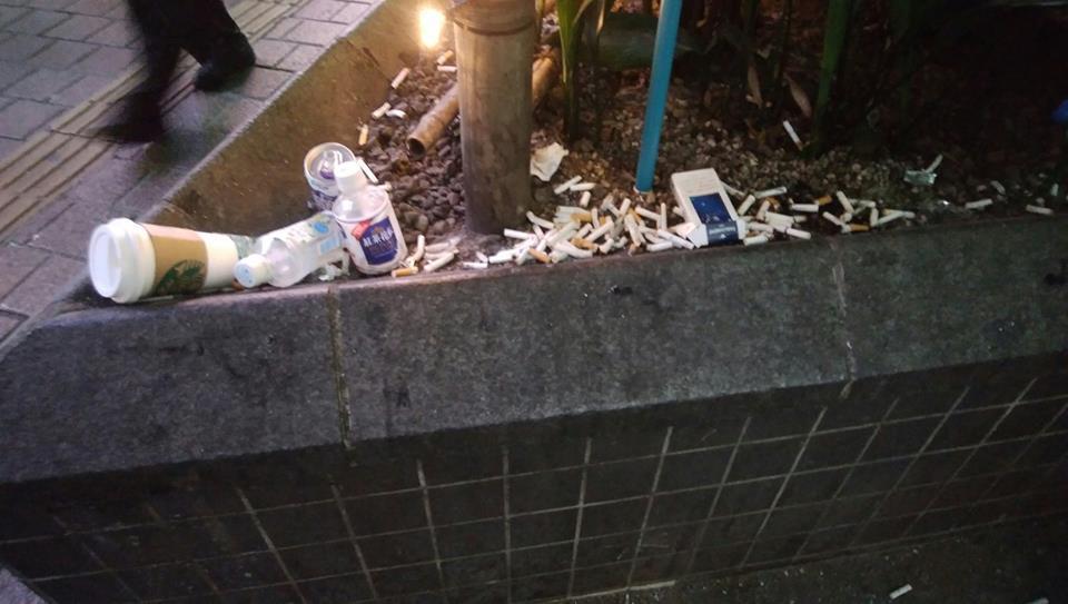 渋谷ハチ公前で清掃活動始めました(その他部門)_d0057733_11303644.jpg