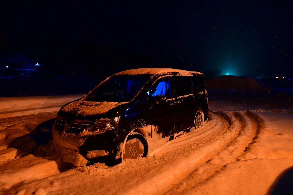 車が雪だるま_f0050534_08395003.jpg