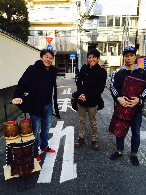 藤沢のタヒチアン音楽隊_a0103940_22420117.jpg