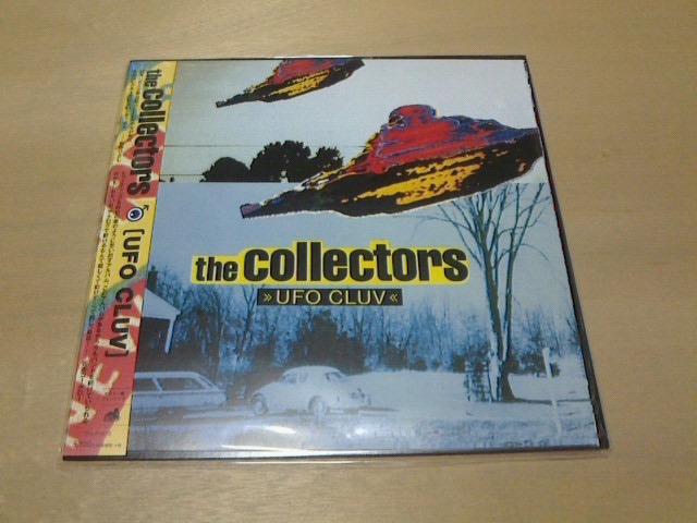 一昨々日到着レコ 〜 UFO CLUV / the Collectors_c0104445_16403050.jpg