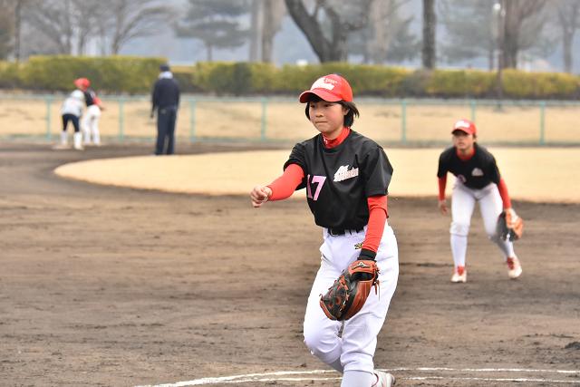 栃木選抜VS大田原女子_b0249247_23554182.jpg