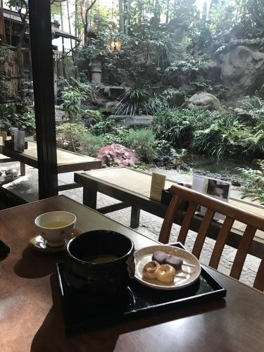 谷中七福神と甘味巡り_b0228252_19433151.jpg