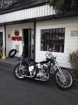 本日のバイク!!_f0194657_1458273.jpg