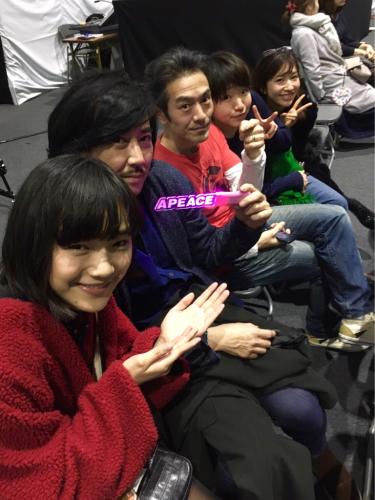『Apeace LIVE 2017 #1』へ_f0061797_19103277.jpg