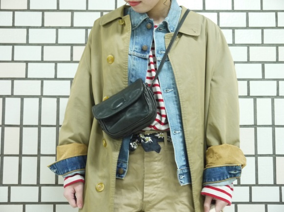 Burberry coat style~pichet paseo spring~_f0335217_16132081.jpg