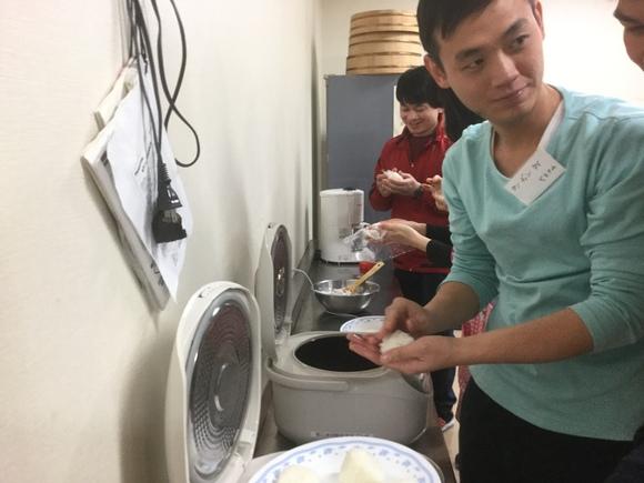 日曜朝教室 鍋・鍋 料理_e0175020_1618517.jpg