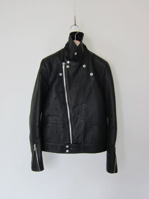 CITYのrectangle cut riders jacket_f0170424_10402420.jpg