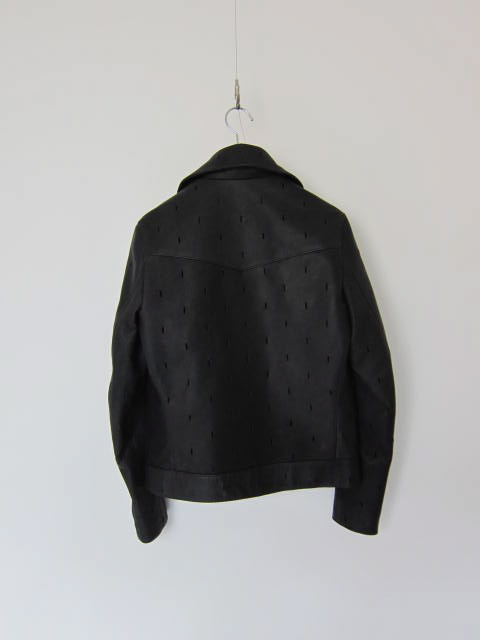 CITYのrectangle cut riders jacket_f0170424_10412890.jpg