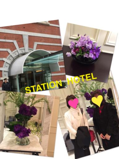 東京ステーションホテル_c0223630_21562327.jpg