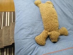 私のベッド_b0320131_15280520.jpg