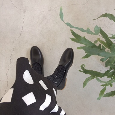 :: queさんの靴 ::_e0204865_1447117.jpg