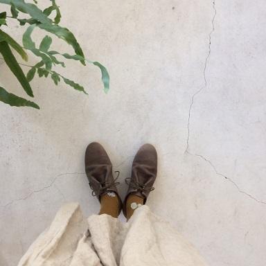:: queさんの靴 ::_e0204865_14513286.jpg