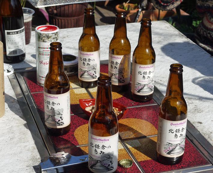 北鎌倉の恵みで乾杯!ねぎまの炭火焼きで新年会1・29_c0014967_101551.jpg