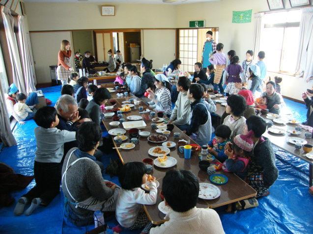 西島さんと味噌作り(^^)_e0356470_13094437.jpg