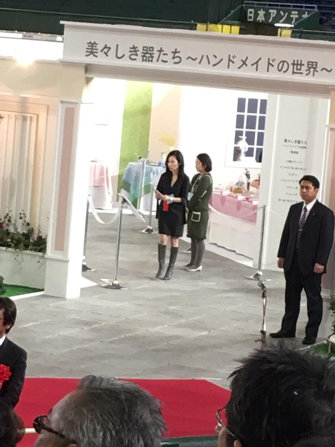 東京ドームテーブルウエアフェスティバル2017_c0366777_16494118.jpg