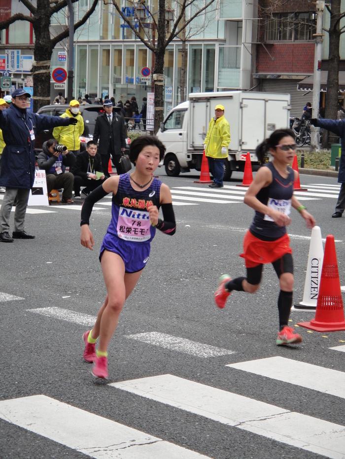 ◆2017大阪国際女子マラソン ~重友5年ぶり・涙の優勝~_f0238779_19255444.jpg