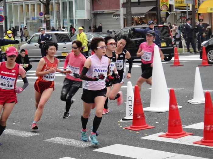 ◆2017大阪国際女子マラソン ~重友5年ぶり・涙の優勝~_f0238779_1926354.jpg