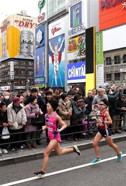◆2017大阪国際女子マラソン ~重友5年ぶり・涙の優勝~_f0238779_192942.jpg