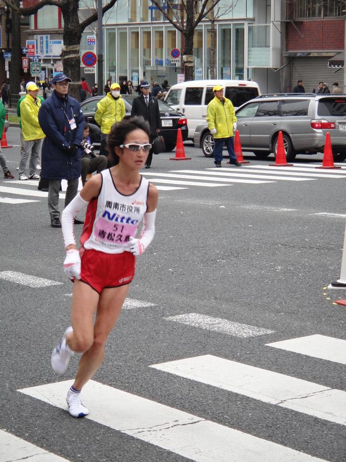 ◆2017大阪国際女子マラソン ~重友5年ぶり・涙の優勝~_f0238779_19315461.jpg
