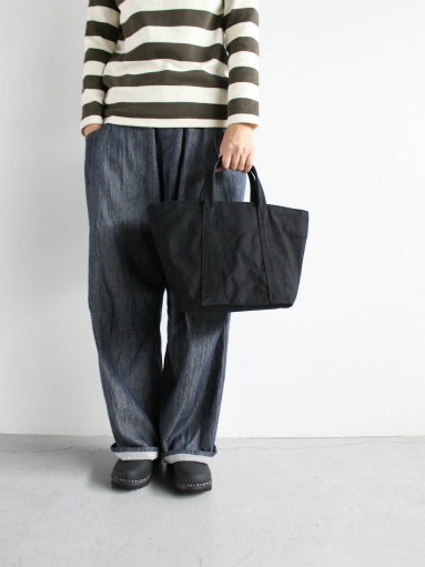 FUJITO Tote Bag / Black_b0139281_16393693.jpg