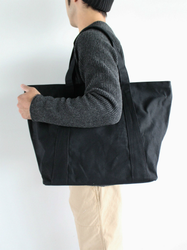FUJITO Tote Bag / Black_b0139281_16394268.jpg