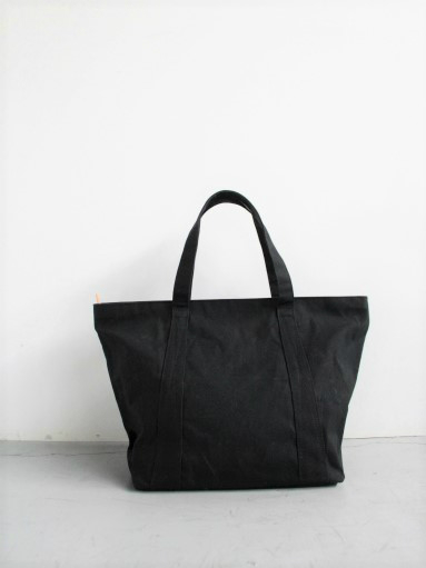 FUJITO Tote Bag / Black_b0139281_16401074.jpg