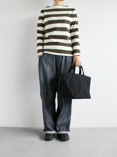 FUJITO Tote Bag / Black_b0139281_16425047.jpg