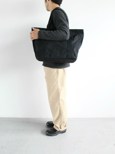 FUJITO Tote Bag / Black_b0139281_1643040.jpg
