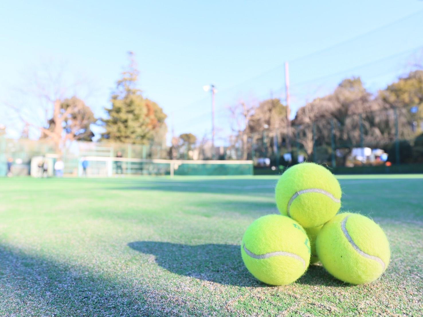 「モンマスティーテニス、ある男の優しさ」_a0075684_0415814.jpg