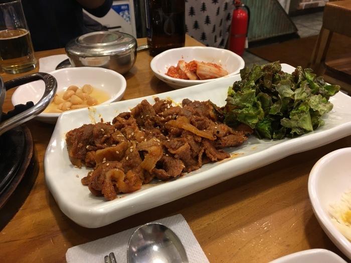2016年11月のソウル旅 その9 光化門で豆腐チゲ_a0223786_16265134.jpg