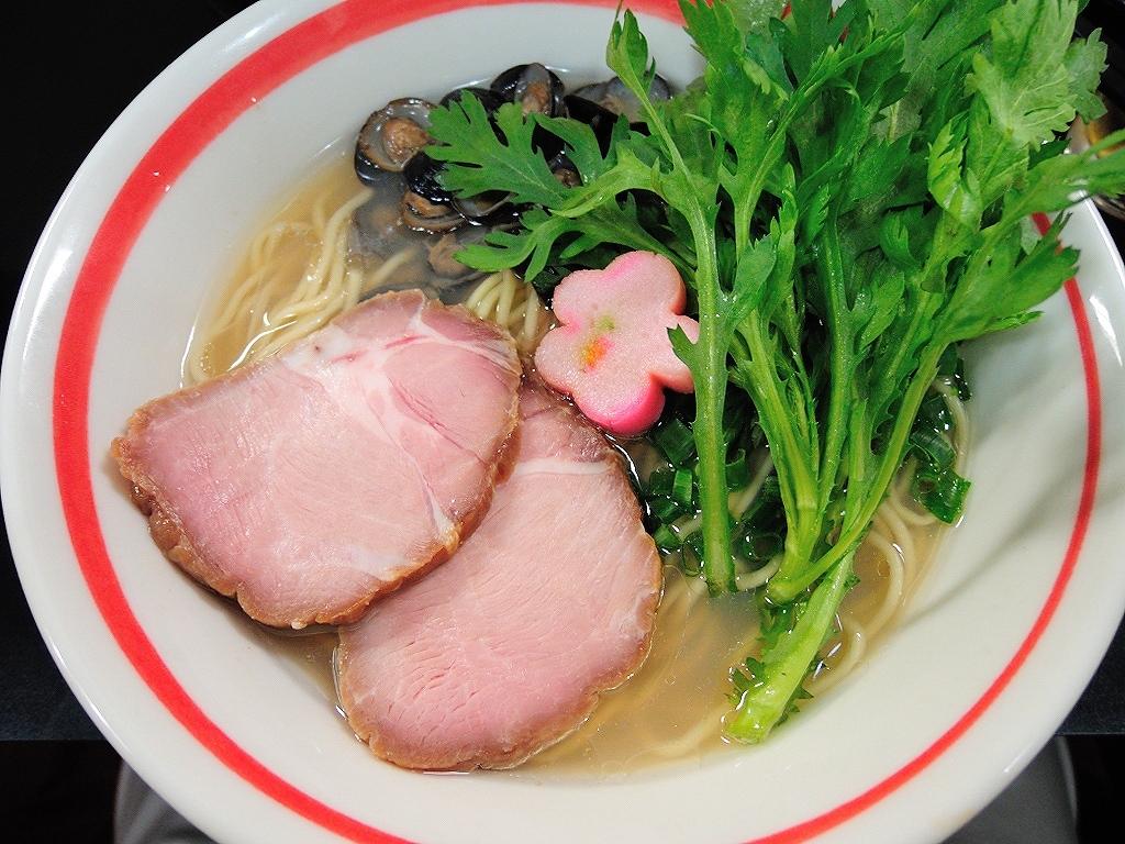 自家製麺 SHIN(新)@反町_f0376697_18143307.jpg