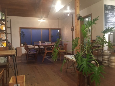 cafe ニジノキ 3種盛りカレー_e0115904_15561129.jpg