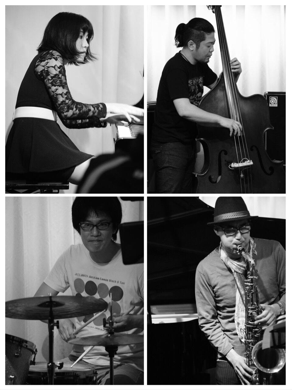 広島でジャズ   Jazzlive comin 一月ラストライブ と 二月のライブスケジュール_b0115606_11333051.jpg
