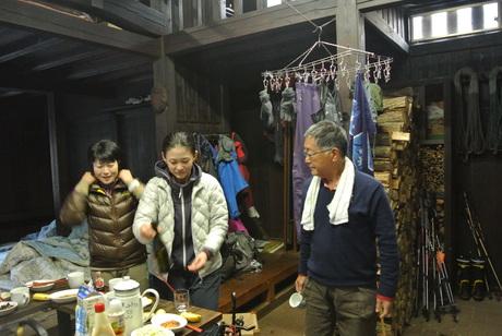 2016年12月3-4日、初頭の谷川岳虹芝寮で遊ぶ_c0242406_14394627.jpg