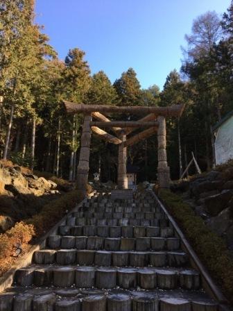 富士吉田市の不二阿祖山太神宮_c0125114_18415202.jpg