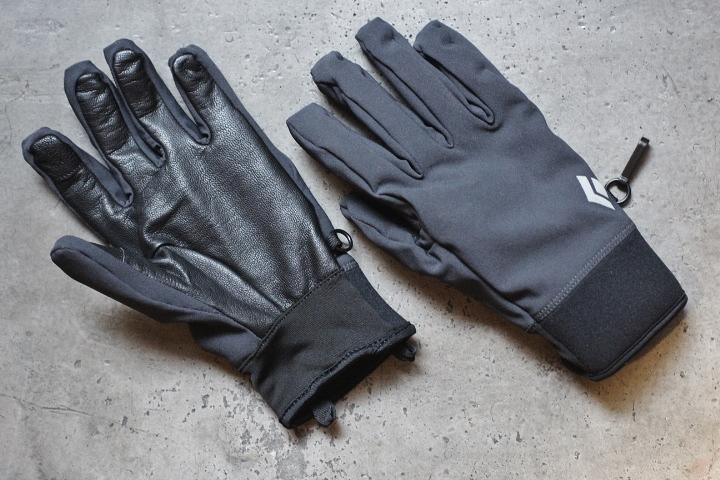 Black Diamond Midweight Softshell Gloves_f0159943_16313540.jpg
