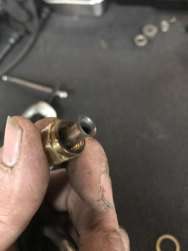 ガソリン漏れ修理_e0354647_20450736.jpg