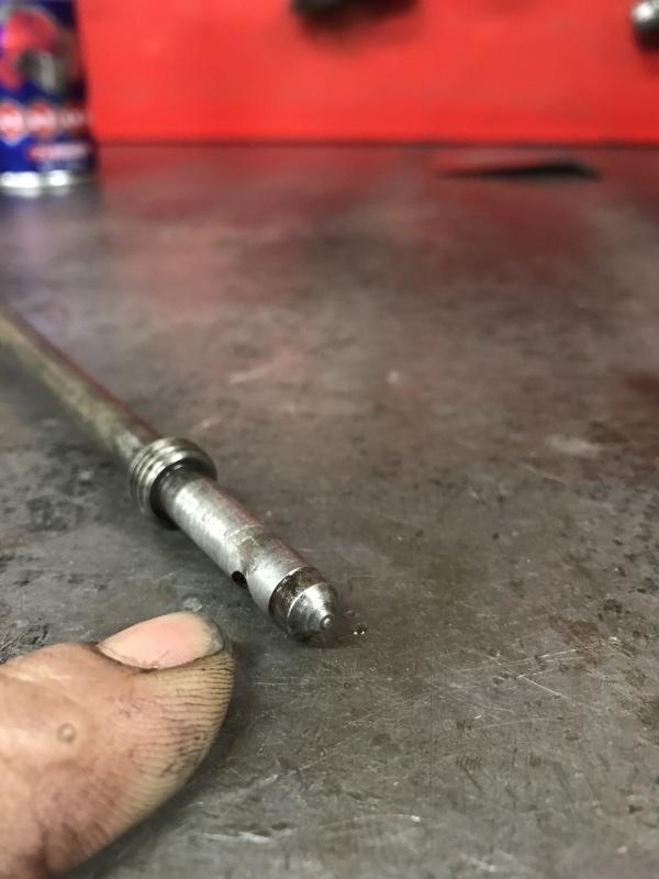 ガソリン漏れ修理_e0354647_20510565.jpg