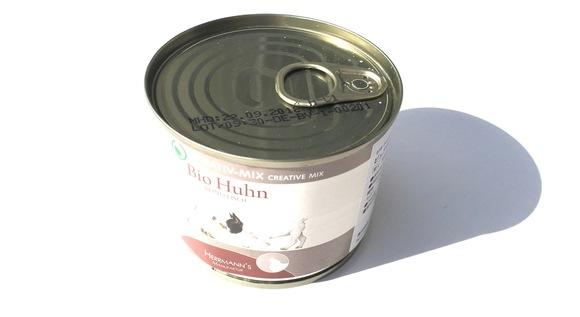 Herrmann Bio KREATIV MIX Pure Chicken ヘルマン ビオ  ピュア チキン_d0217958_13225327.jpg