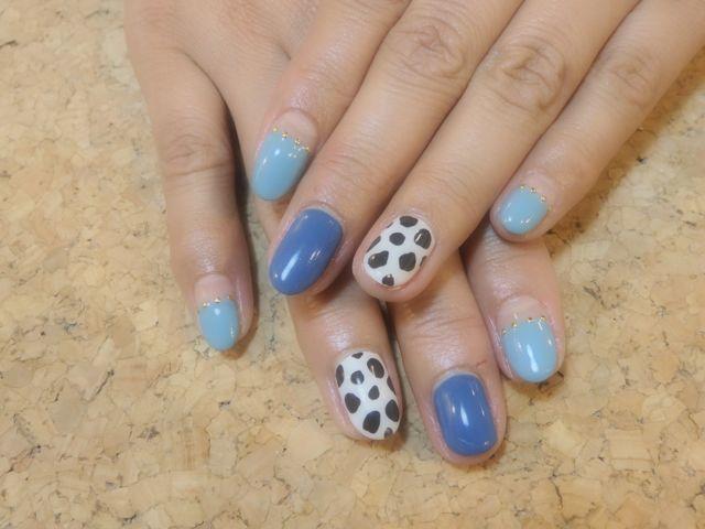 Dalmatian Nail_a0239065_17082393.jpg