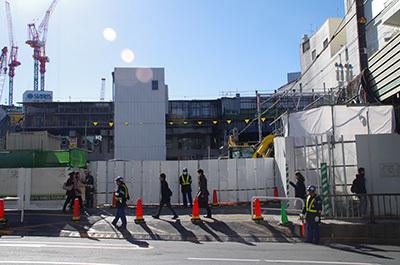 1月31日(火)今日の渋谷109前交差点_b0056983_11551420.jpg