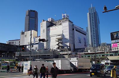 1月31日(火)今日の渋谷109前交差点_b0056983_11551452.jpg