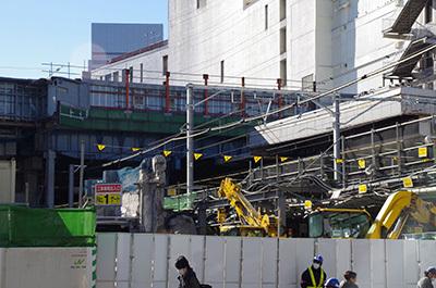 1月31日(火)今日の渋谷109前交差点_b0056983_11551466.jpg