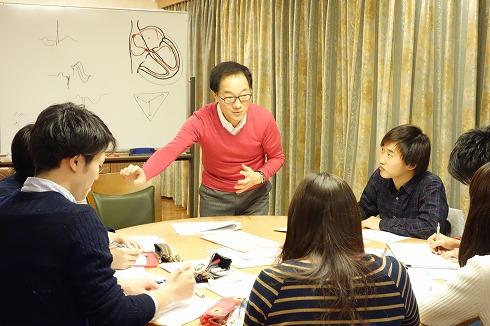 名市大医学部4年生の心電図勉強会最終回_a0152501_83871.jpg