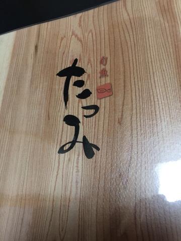 句魚たつみ 夜 刺身御膳_e0115904_14032742.jpg